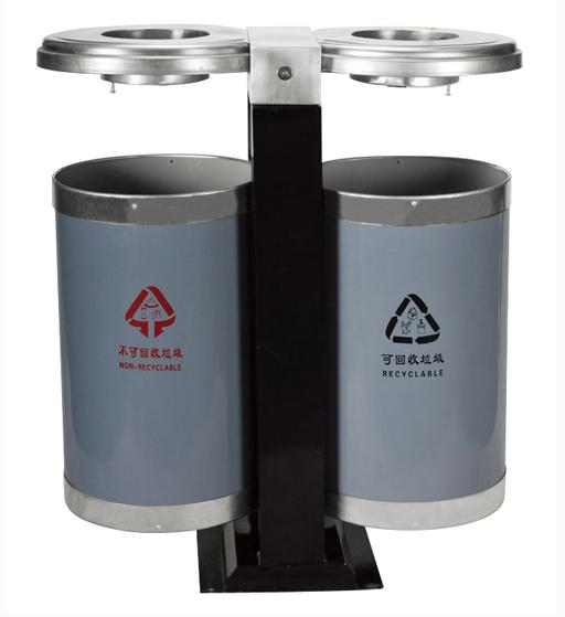 不锈钢垃圾桶-bxg-001