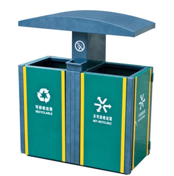标签-环卫垃圾桶设计丨垃圾箱丨户外分类垃圾桶丨钢