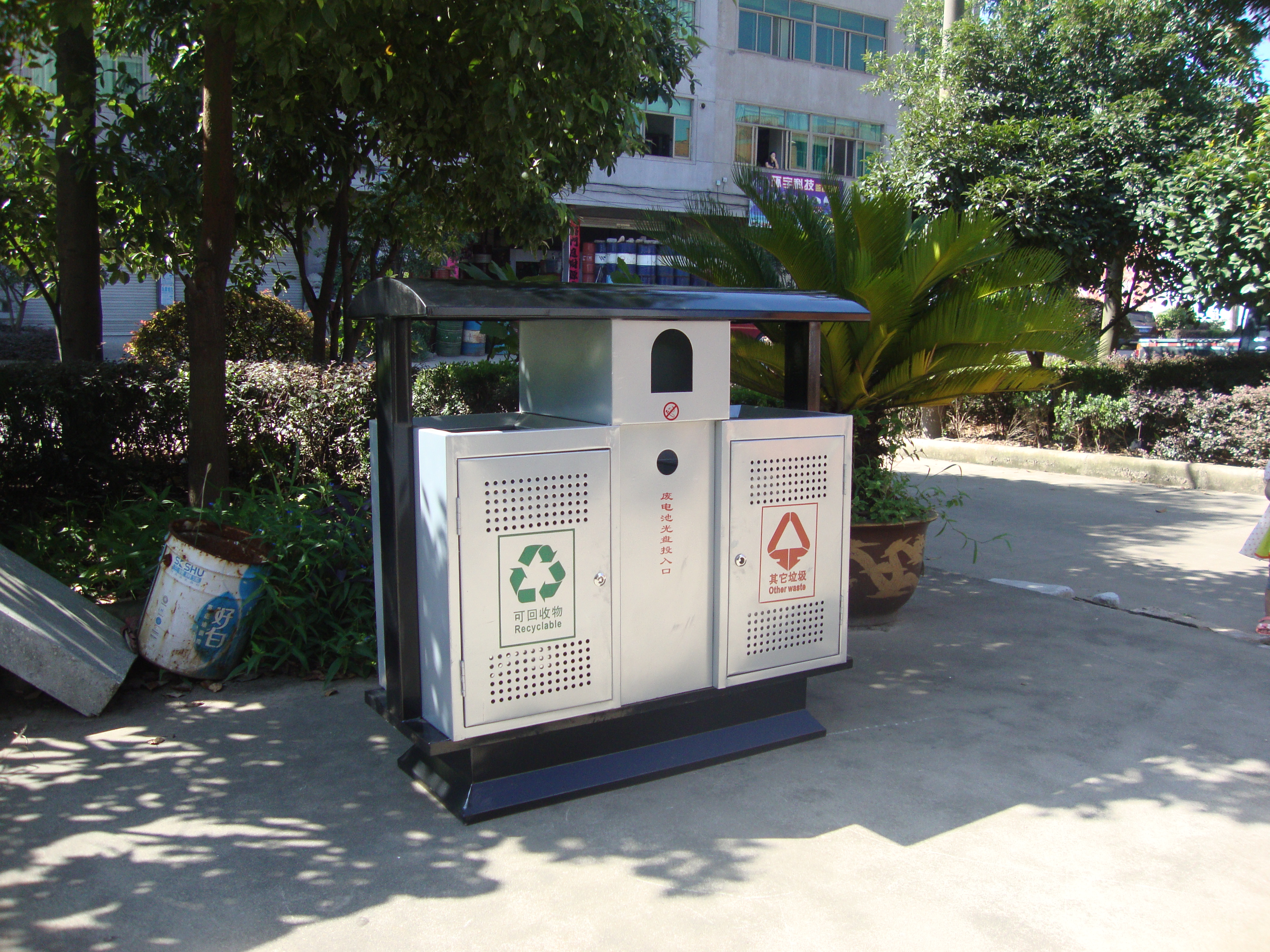 标签-环卫垃圾桶丨垃圾箱丨户外分类垃圾桶丨环保