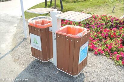 """环卫垃圾桶设计的重要原则——""""绿色设计"""""""