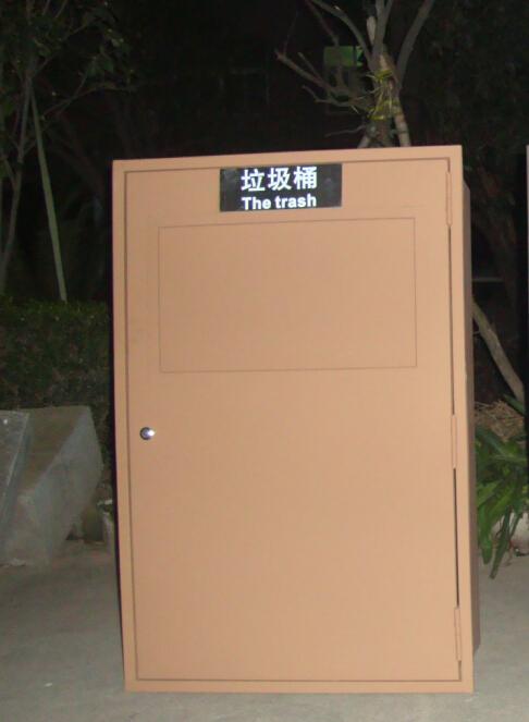 嵌入式垃圾桶-qr-001
