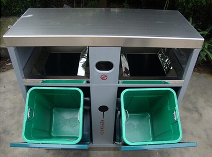 不锈钢垃圾桶 bxg-032