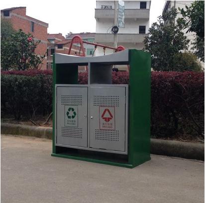 户外分类垃圾桶-st-035-杭州鹏创环保科技有限公司