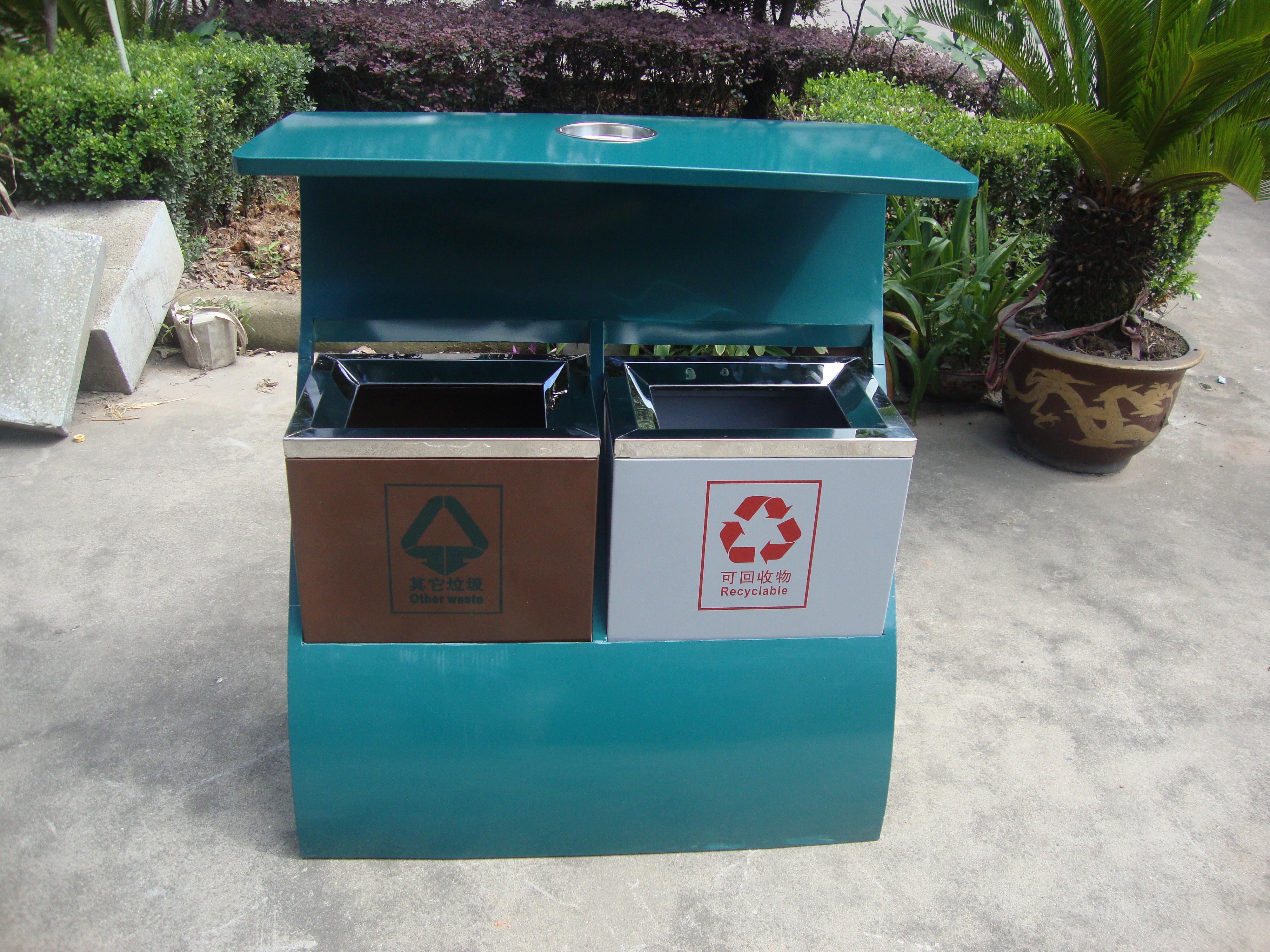 浙江垃圾桶厂家:杭州逐渐建成完备的垃圾清运专线