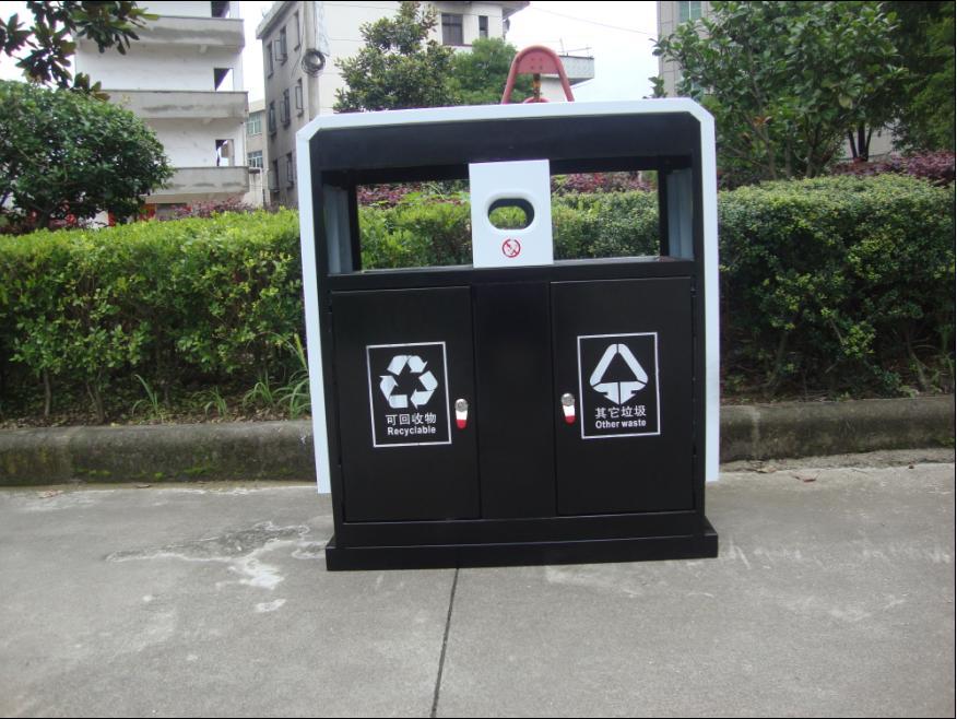 采购鹏创环保分类垃圾桶st